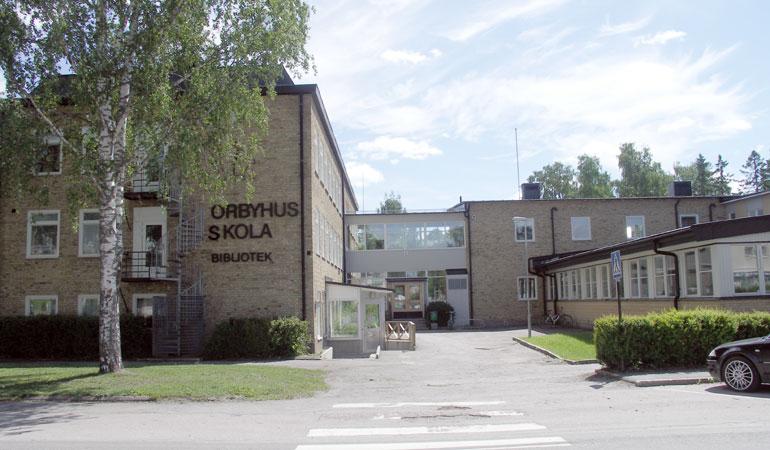 Örbyhus skola F 9,Örbyhus Tierp se